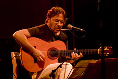 [sziget festival 2009 - day 4] al di meola | by opethpainter