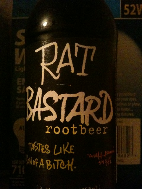 rat bastard root beer flickr photo sharing