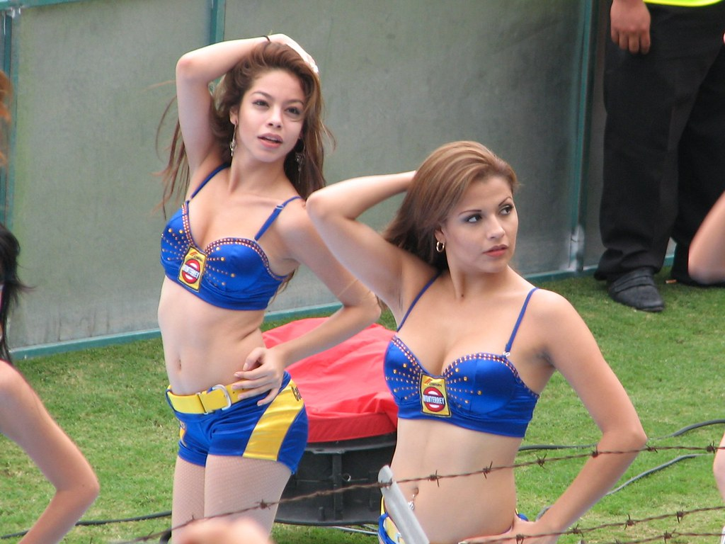 Chicas de monterrey