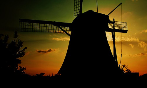 Windmill August | by rotor.com