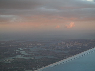 Flying over Sydney | by cityofsound