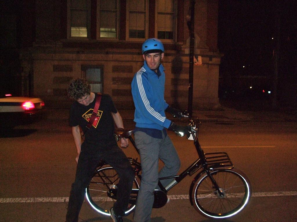 Image result for carrying passenger bike