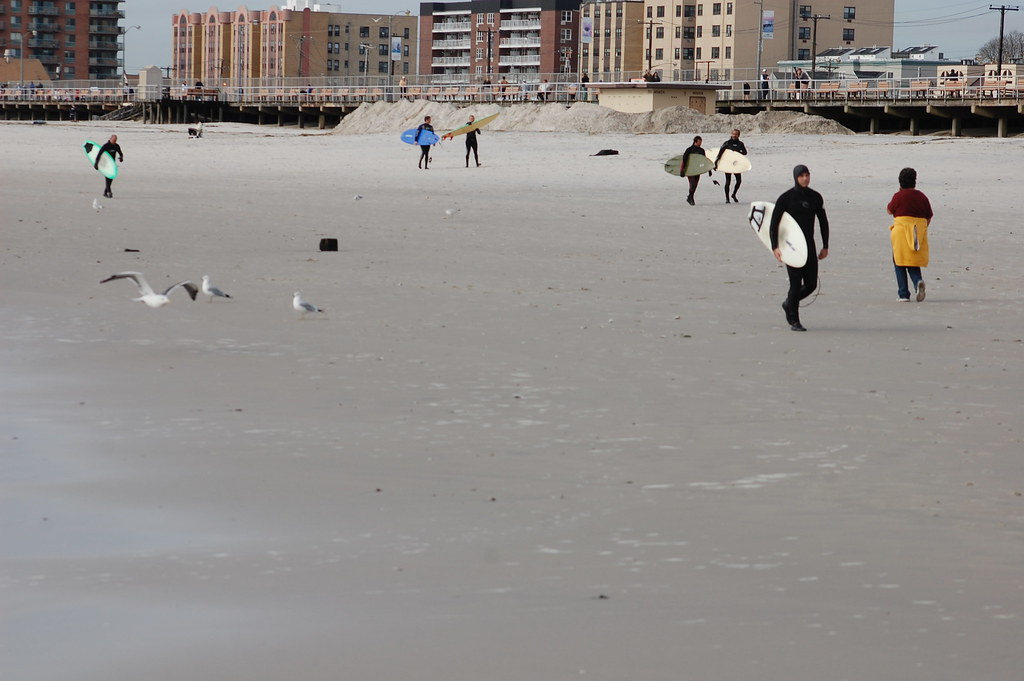 Long Beach Wave Report Ny