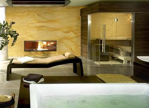 Natural Indoor Sauna Natural Indoor Sauna Detail Visit