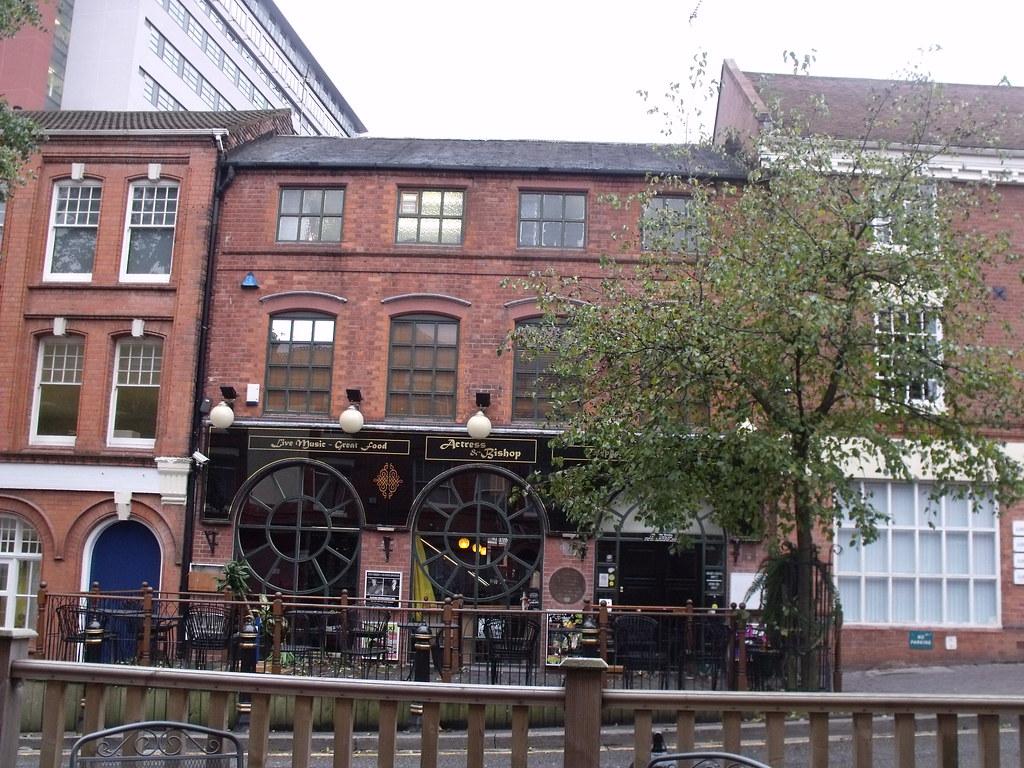 Pub Restaurants St Pauls Square