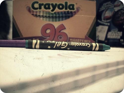 Crayola Gel Fx Crayons