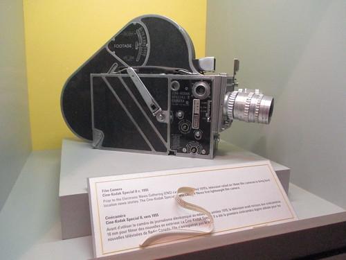 Cine-Kodak Special II film camera, circa 1955