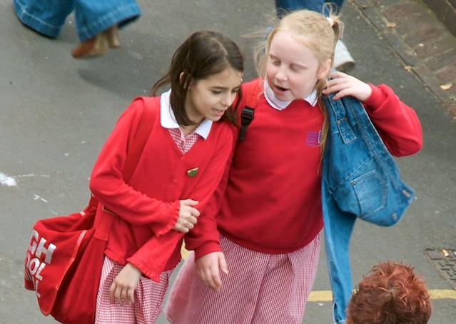 British Schoolgirls  Jd Lasica  Flickr-4031