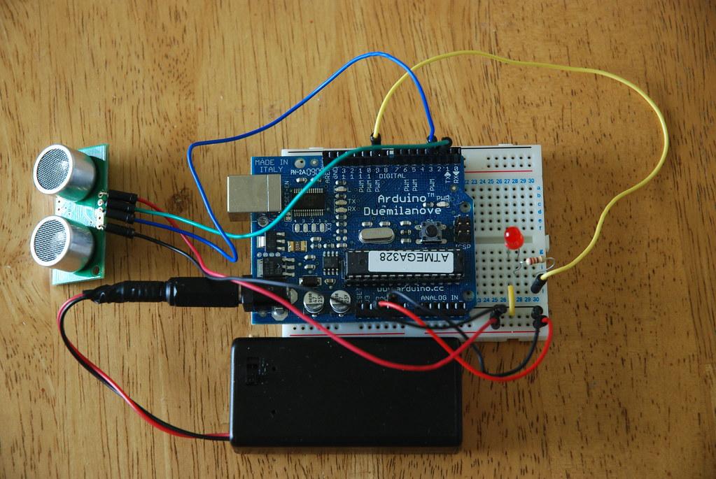 Newest proximity-sensor Questions - Electrical