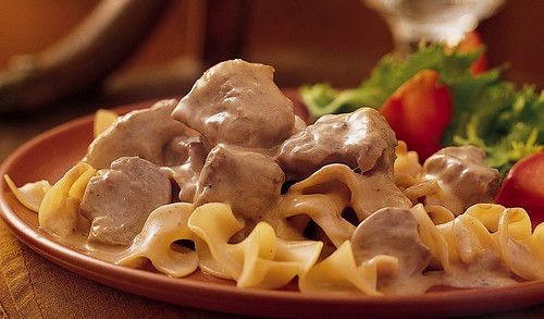 Slow Cooker Beef Stroganoff Recipe | by Betty Crocker Recipes