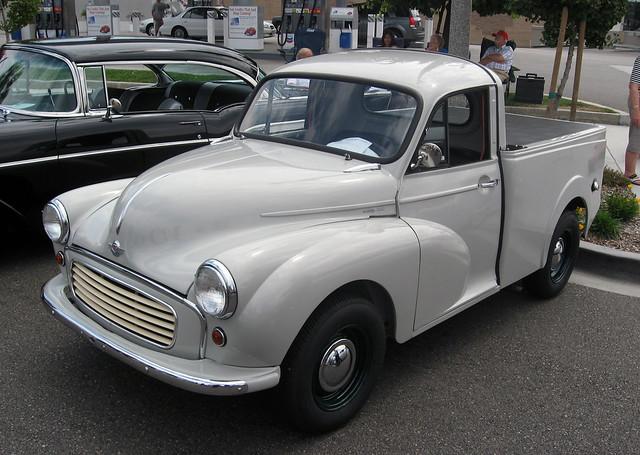 1961 morris minor 1000 pickup front 3q flickr photo. Black Bedroom Furniture Sets. Home Design Ideas