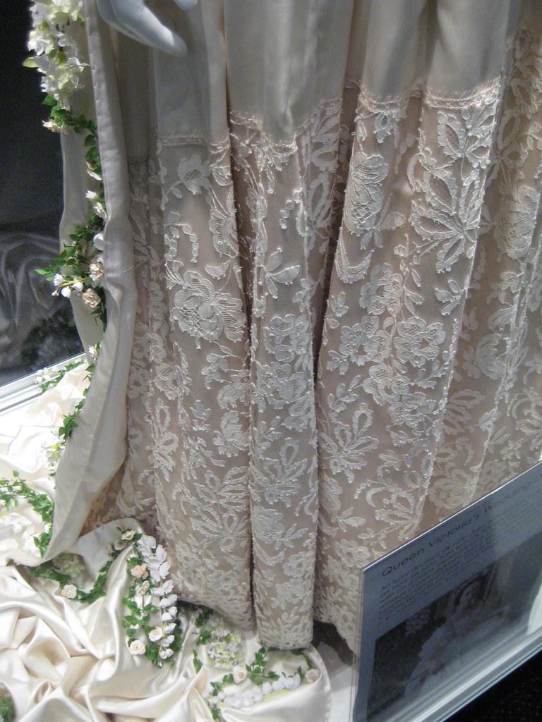 Wedding Dresses Qvb Sydney : The young victoria costumes queen s wedding dres