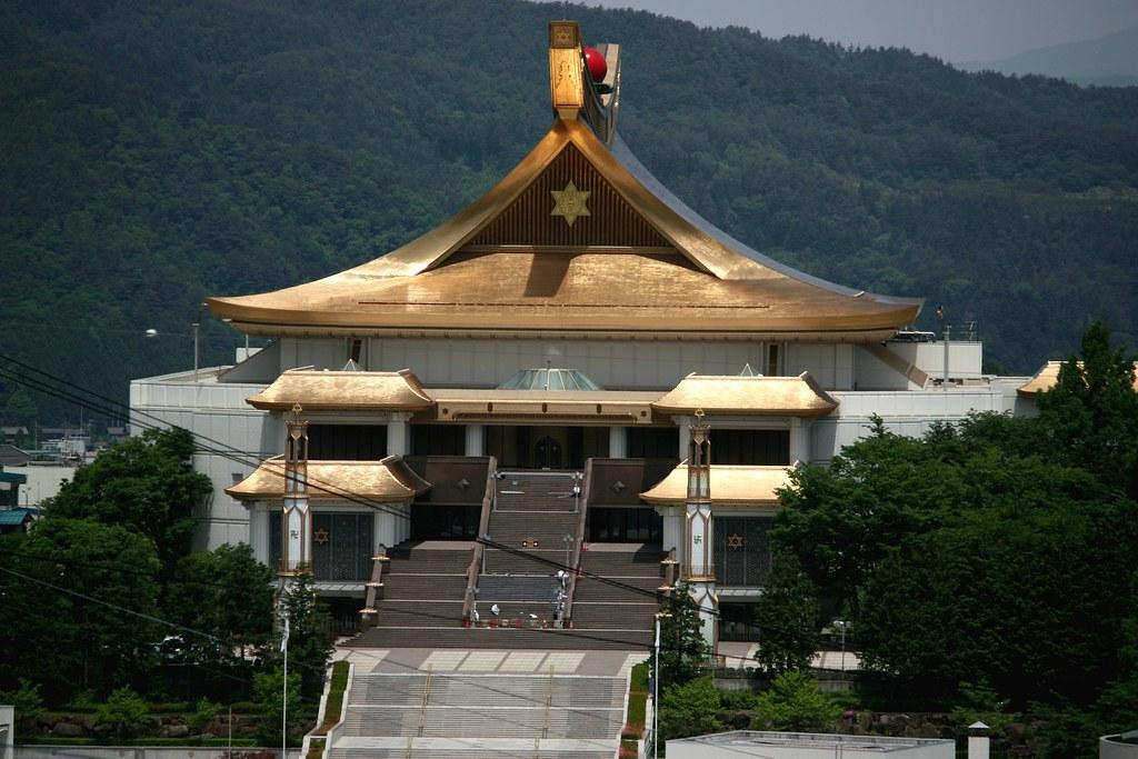 sukyo mahikari world shrine  takayama