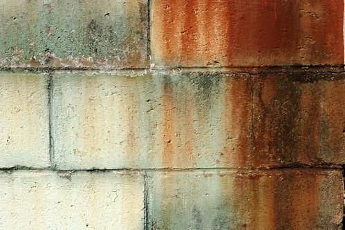 Dark Stained Concrete Floors In Kitchen
