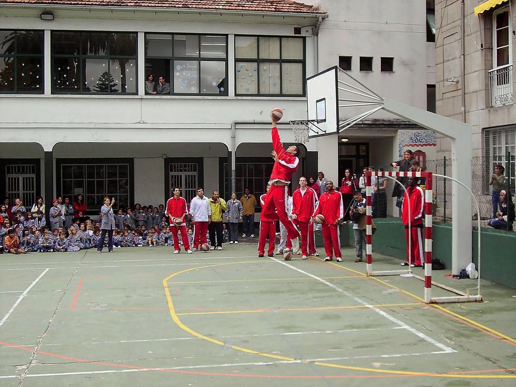 Colegio labor 28 gestiberica vigo basket vigo spain - Colegio monterrey vigo ...