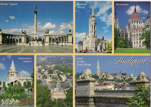 Hungary-2 | by Abhishek's Received Postcards