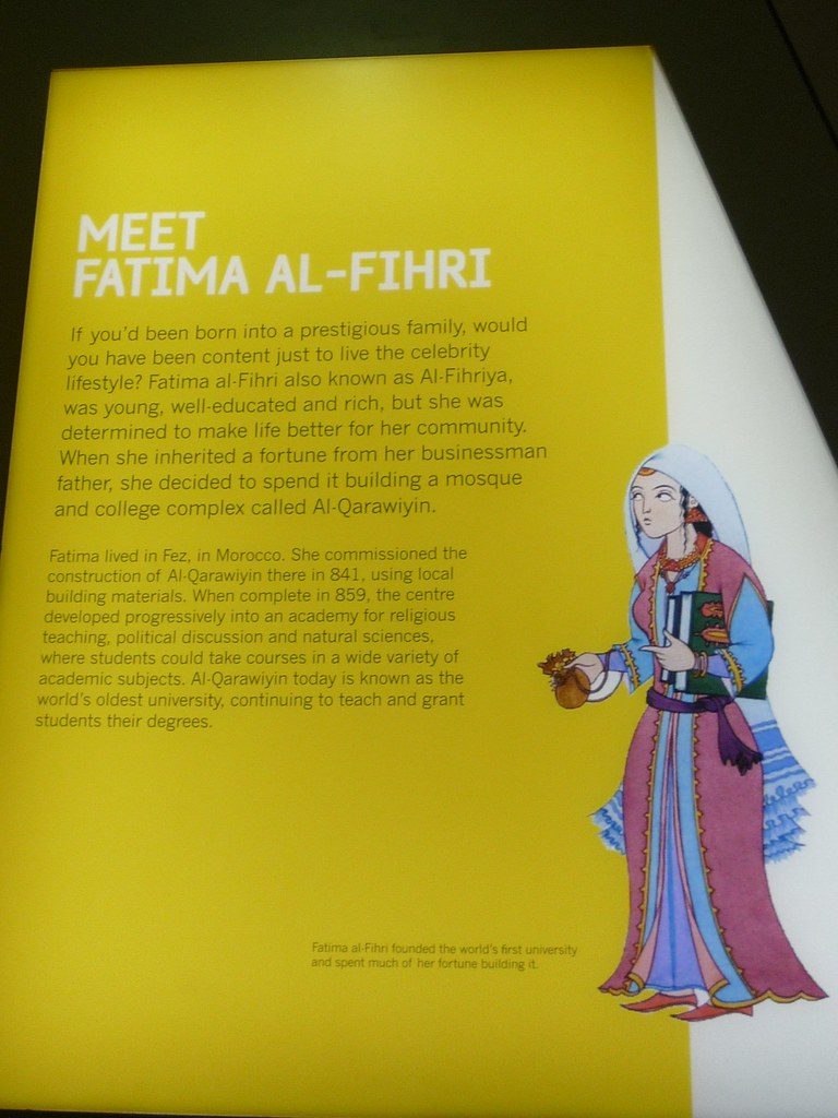 fatima al-fihri essay Islamic finder a number of information about it and similar islamic products  good manners in islam essay uploaded by lamont fatima al fihri uploaded by.
