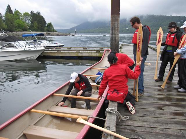 Takaya Canoe Tour