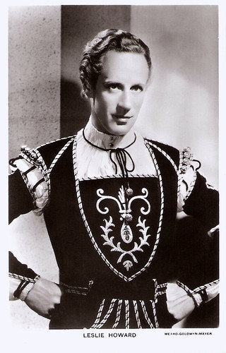 Leslie Howard in Romeo and Juliet (1936)