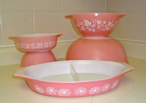 My pink pyrex | by EllaFly