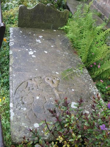 The Nutter family grave