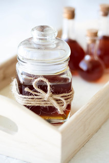 Homemade vanilla extract | by floridecires