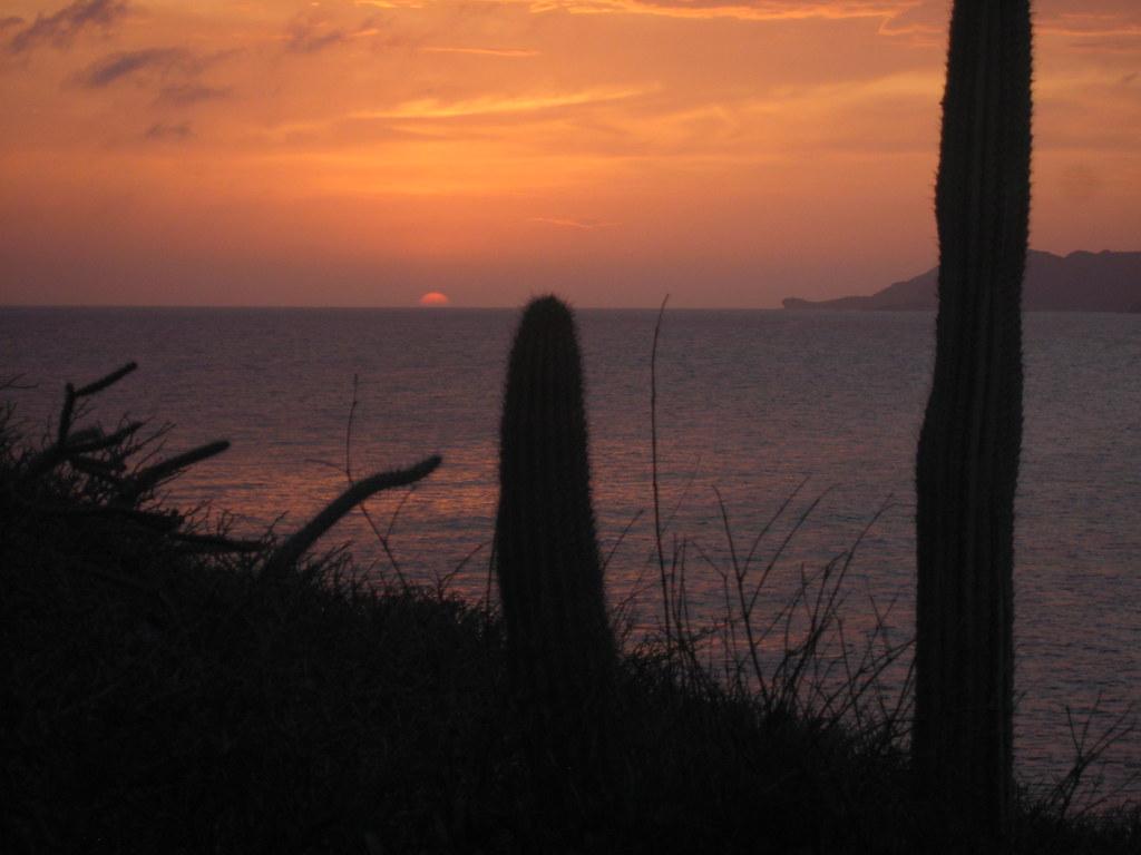 San Carlos Sonora Atardecer San Carlos Sonora Mexico