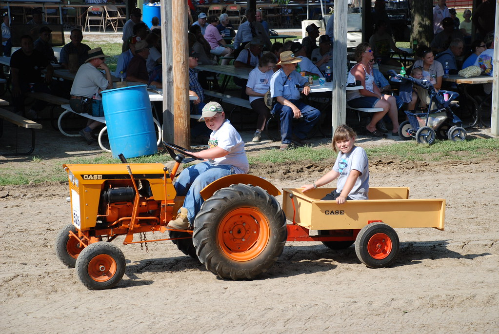 Case Garden Tractor