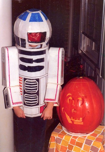 r2d2_gina_4th-grade | by lintqueen