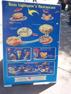 pizza planet menu menu elysia in wonderland flickr. Black Bedroom Furniture Sets. Home Design Ideas