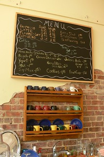 Iron Horse Station Shop Menu | by Wayfaring Wanderer
