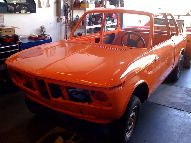 Hot Rod Bmw 2002 Project At A 1 Imports Autoworks Davin Flickr