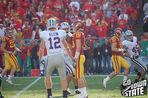 Josh lenz calls a fair catch flickr for Josh lenz