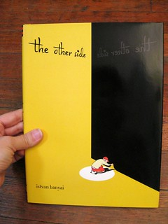 THE OTHER SIDE by Istvan Banyai | by firstsecondbooks