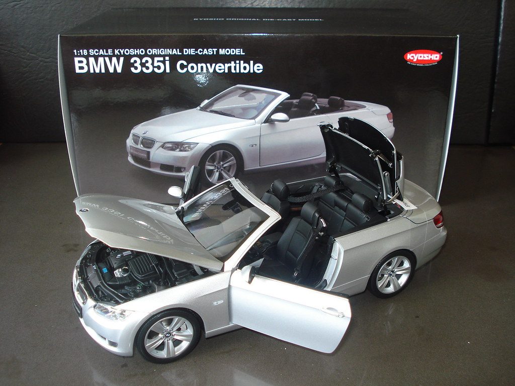 Kyosho Bmw 335i Convertible 3 Nailhammer66 Flickr By