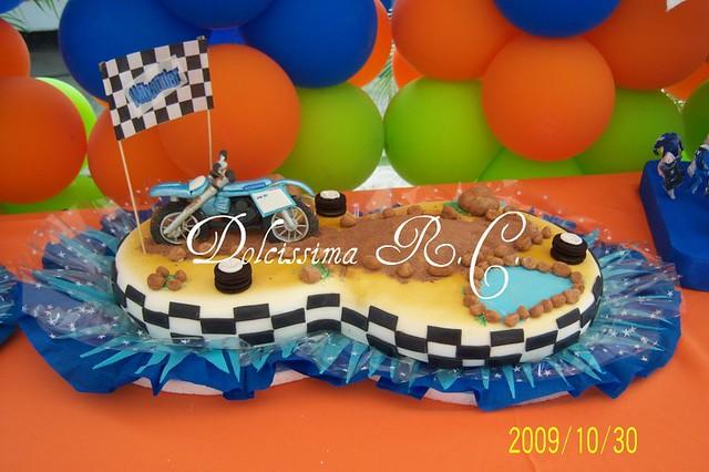 Torta Motocross | Flickr - Photo Sharing!