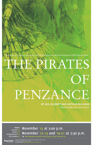 an analysis of the opera pirates of penzance by arthur sullivan The elkhart county symphony youth honors orchestra performs the overture from the pirates of penzance composed by sir arthur sullivan brian wiebe.