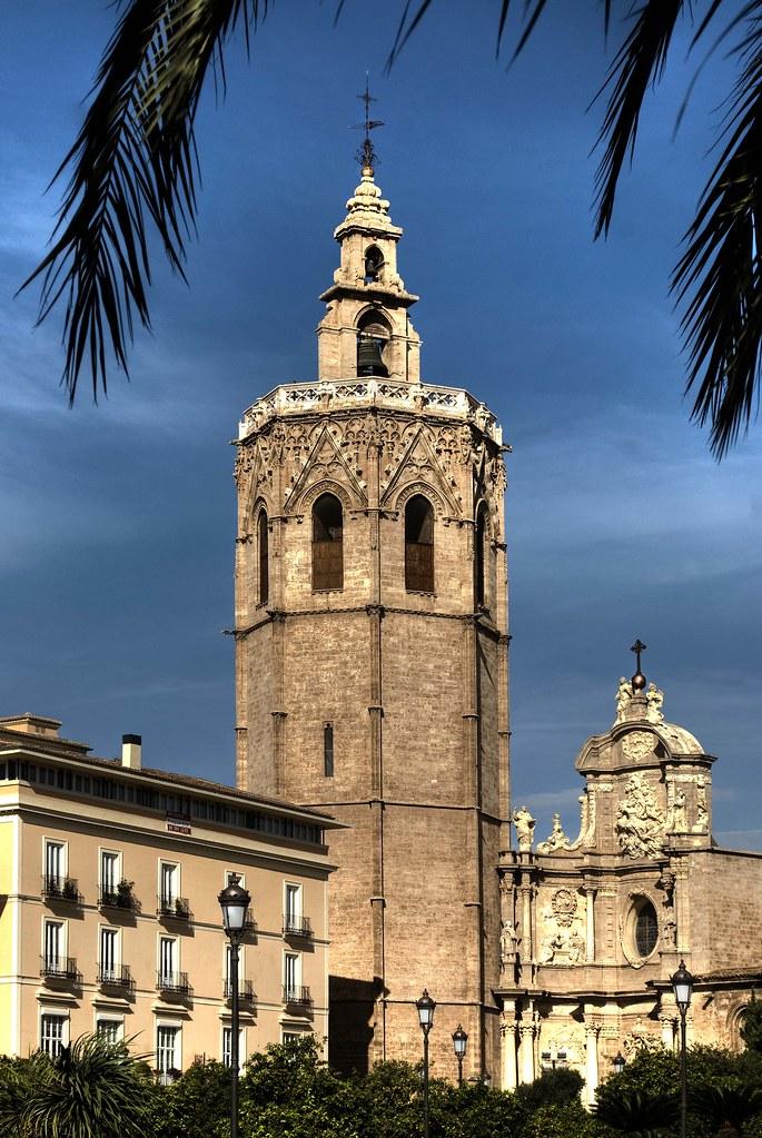 El micalet valencia el campanario de la catedral de - La nueva fe de valencia ...