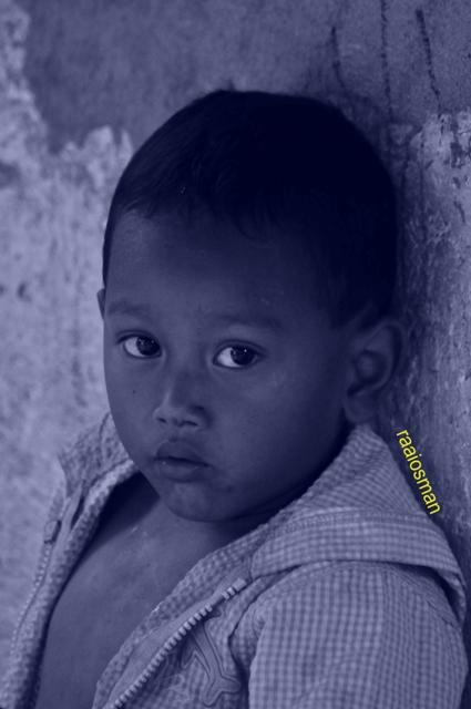 Anak Orang Asli Di Lata Jarum Raub Pahang