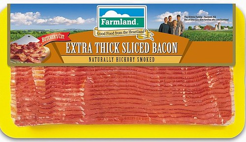 how to cook extra thick bacon
