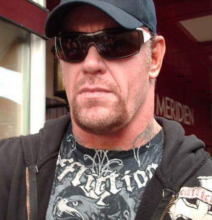 Latest photo of Undertaker aka Mark Calloway May 2015 - YouTube