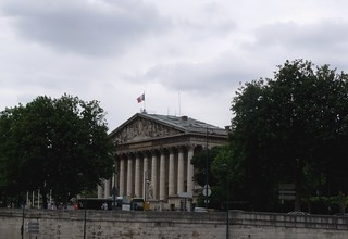 Palais Bourbon - National Assembly of France | by ell brown