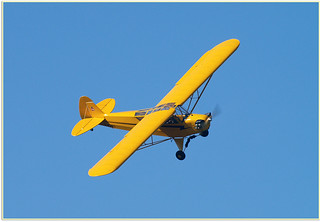 PIPER   J3 Cub | by Aerofossile2012