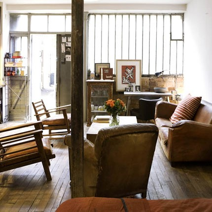Industrial Style Living Room Ashley Flickr