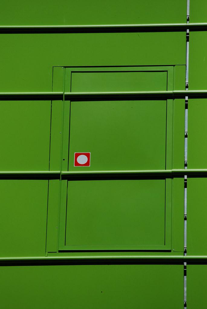 derri 232 re la porte verte the green door quai d aus flickr