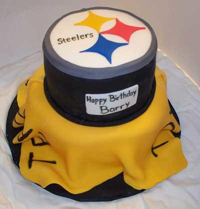 Pittsburgh Steelers Cake Pan