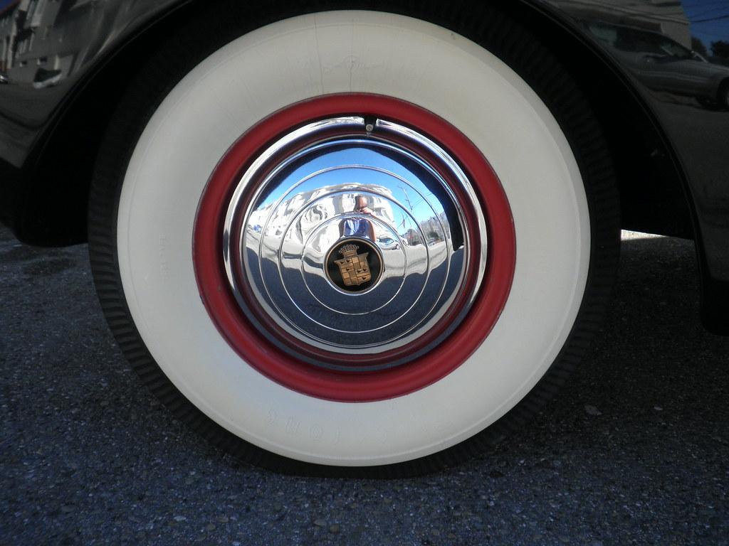 1937 Cadillac Hub Cap San Francisco CA Demetrios