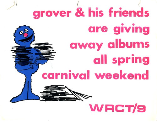 Grover give away | by wrct883