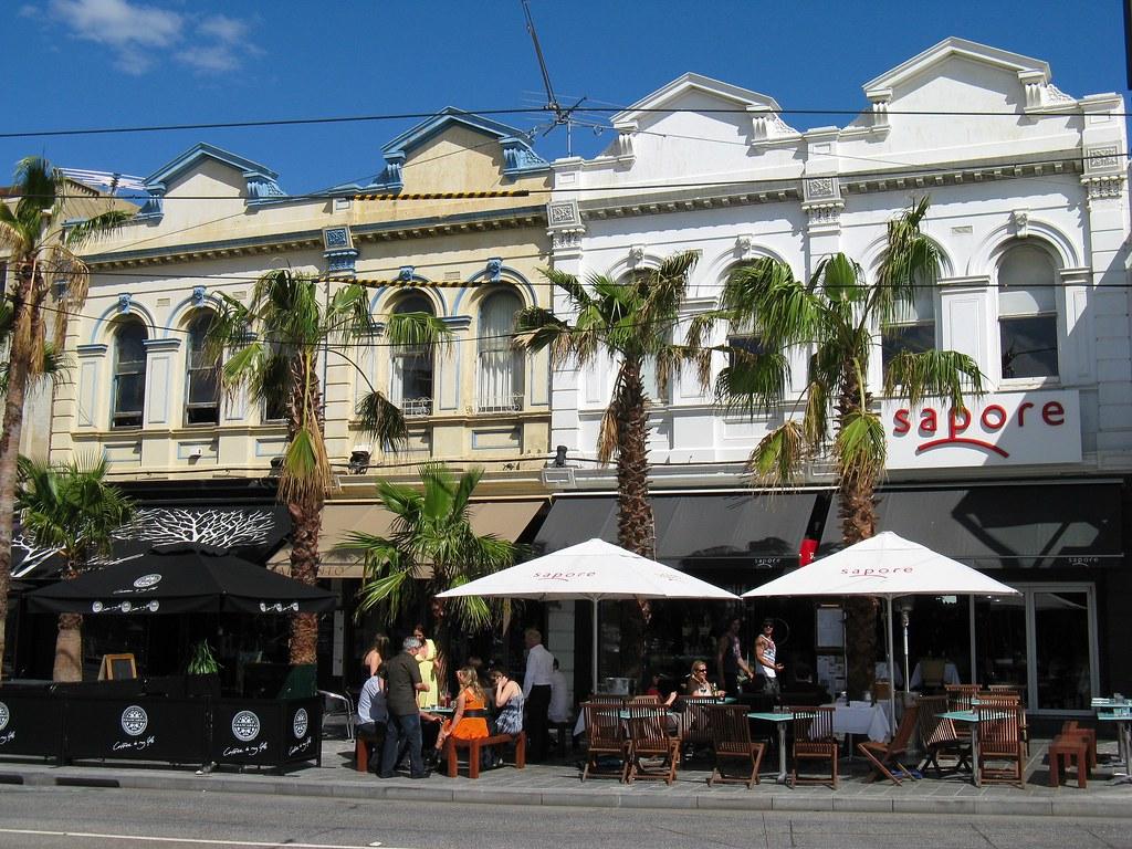 Cafe Fitzroy Street St Kilda