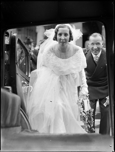 Jack Keating's wedding | by Powerhouse Museum Collection